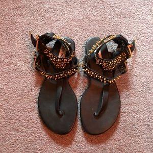Steve Madden Studded Sandals